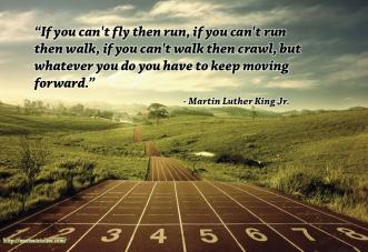 Keep moving forward motivatetolive blog